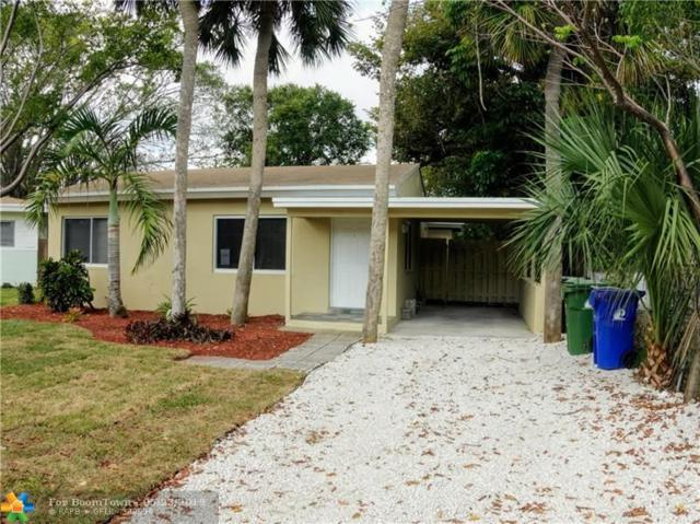 1209 NW 7th Ave, Fort Lauderdale, FL 33311 (MLS #F10177540) :: Green Realty Properties