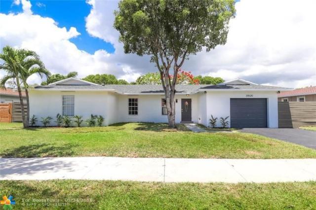 20520 SW 84th Ave, Cutler Bay, FL 33189 (MLS #F10177588) :: Green Realty Properties
