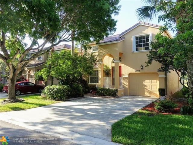 11740 SW 1st St, Coral Springs, FL 33071 (#F10177653) :: Weichert, Realtors® - True Quality Service