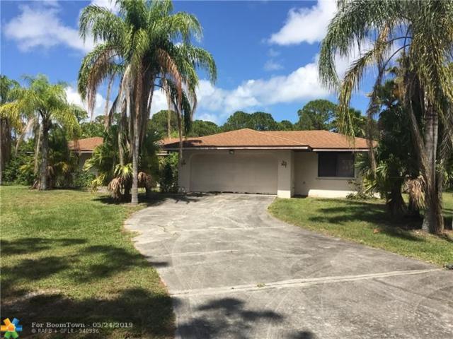 5812 Pinetree Dr., Fort Pierce, FL 34982 (MLS #F10177730) :: Green Realty Properties