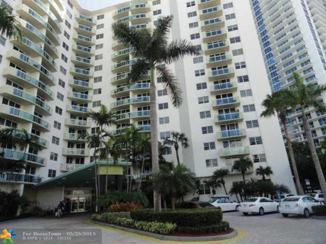 3001 S Ocean Dr #333, Hollywood, FL 33019 (MLS #F10177817) :: Green Realty Properties