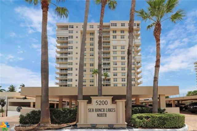 5200 N Ocean Blvd #515, Lauderdale By The Sea, FL 33308 (MLS #F10177870) :: The Edge Group at Keller Williams
