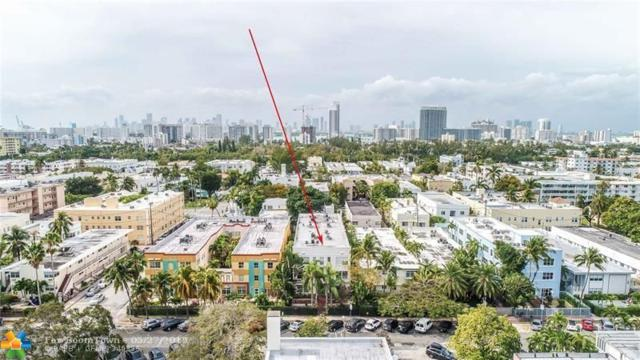 1320 Drexel Ave #305, Miami Beach, FL 33139 (MLS #F10177933) :: Green Realty Properties