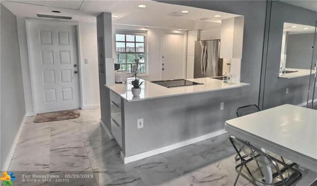 3050 N Palm Aire Dr #608, Pompano Beach, FL 33069 (MLS #F10177985) :: Berkshire Hathaway HomeServices EWM Realty