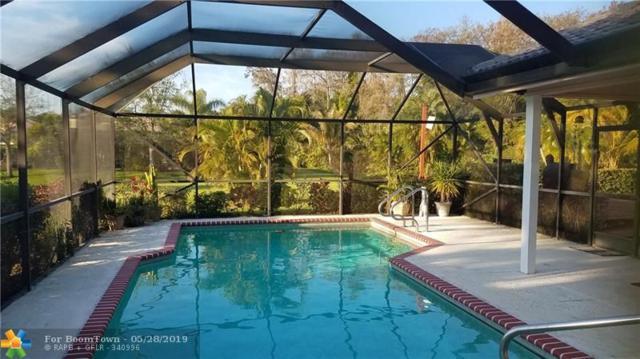 7811 S Woodridge Dr, Parkland, FL 33067 (MLS #F10177994) :: Green Realty Properties
