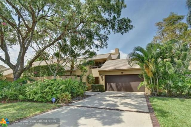 781 Saint Albans Dr #781, Boca Raton, FL 33486 (MLS #F10177998) :: Berkshire Hathaway HomeServices EWM Realty