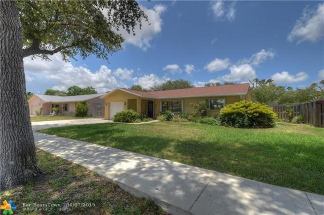 2301 NW 69th Ct, Fort Lauderdale, FL 33309 (MLS #F10178034) :: Green Realty Properties