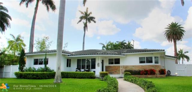 750 Harrison St, Hollywood, FL 33019 (MLS #F10178040) :: Green Realty Properties