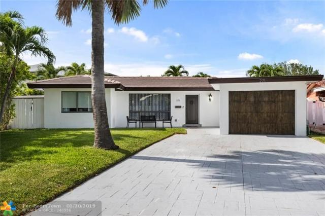 271 N Tradewinds Ave, Lauderdale By The Sea, FL 33308 (MLS #F10178173) :: The Edge Group at Keller Williams