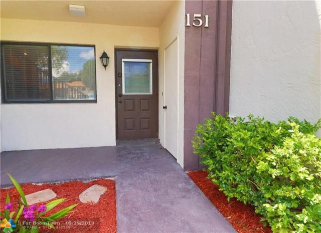 151 W Laurel Dr #1001, Margate, FL 33063 (MLS #F10178210) :: Green Realty Properties