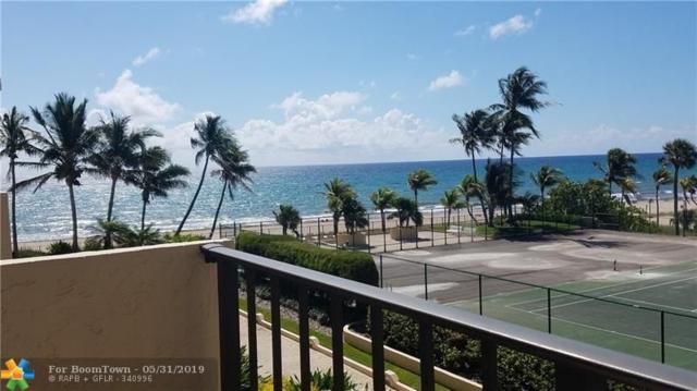 4900 N Ocean Blvd #503, Lauderdale By The Sea, FL 33308 (MLS #F10178267) :: The Edge Group at Keller Williams