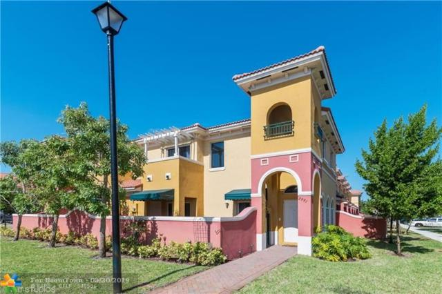 2991 NW 35th Ter #2991, Lauderdale Lakes, FL 33311 (MLS #F10178330) :: Berkshire Hathaway HomeServices EWM Realty