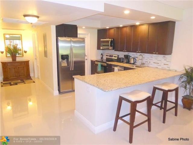 3250 N Palm Aire Dr #101, Pompano Beach, FL 33069 (MLS #F10178377) :: Green Realty Properties