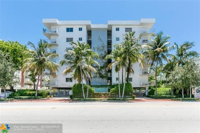 1025 Alton Rd #308, Miami Beach, FL 33139 (MLS #F10178401) :: Green Realty Properties