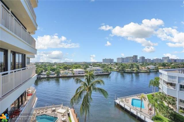 3100 NE 48th St #718, Fort Lauderdale, FL 33308 (MLS #F10178512) :: The O'Flaherty Team