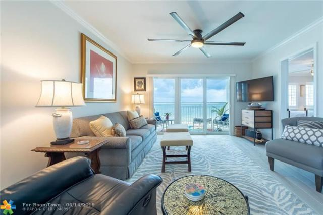 1770 S Ocean Blvd #501, Lauderdale By The Sea, FL 33062 (MLS #F10178566) :: Castelli Real Estate Services