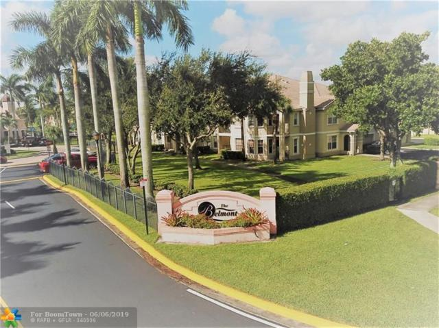 2011 Belmont Ln #2011, North Lauderdale, FL 33068 (MLS #F10178592) :: The O'Flaherty Team