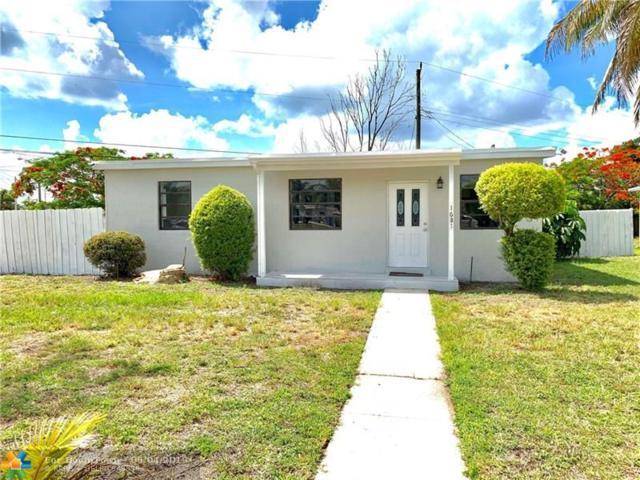 1684 NE 48th Ct, Pompano Beach, FL 33064 (MLS #F10178830) :: Green Realty Properties