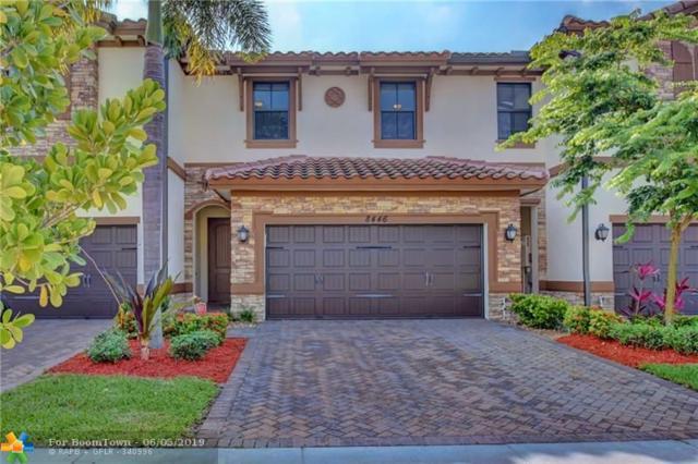 8446 Blue Cove Way, Parkland, FL 33076 (MLS #F10178847) :: EWM Realty International