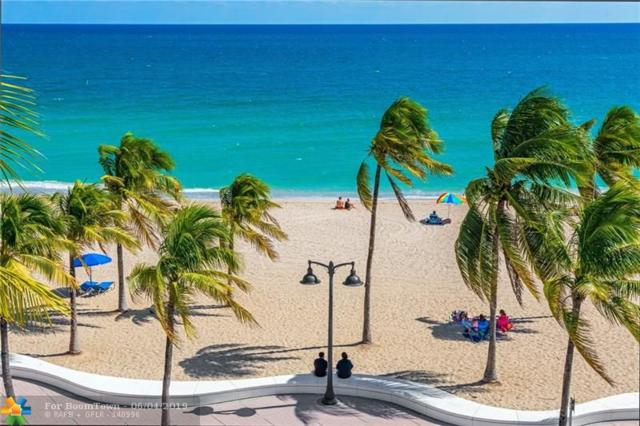 101 S Fort Lauderdale Beach Blvd #308, Fort Lauderdale, FL 33316 (MLS #F10178935) :: The Edge Group at Keller Williams