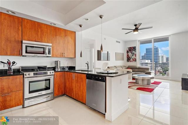 315 NE 3rd Avenue #1505, Fort Lauderdale, FL 33301 (MLS #F10178942) :: Green Realty Properties