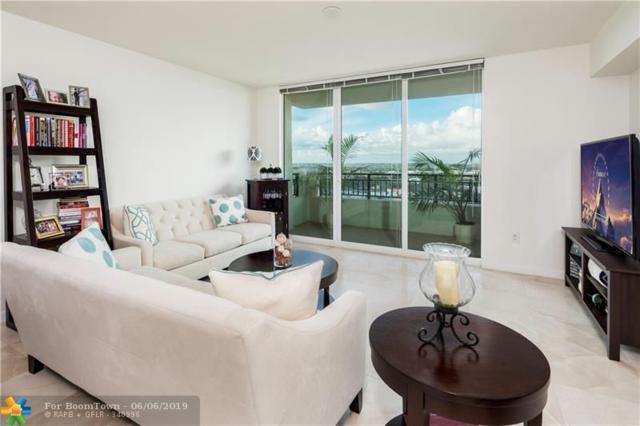 610 W Las Olas 1913-North, Fort Lauderdale, FL 33312 (MLS #F10178961) :: GK Realty Group LLC