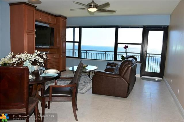 3800 Galt Ocean Dr #1010, Fort Lauderdale, FL 33308 (MLS #F10179038) :: EWM Realty International