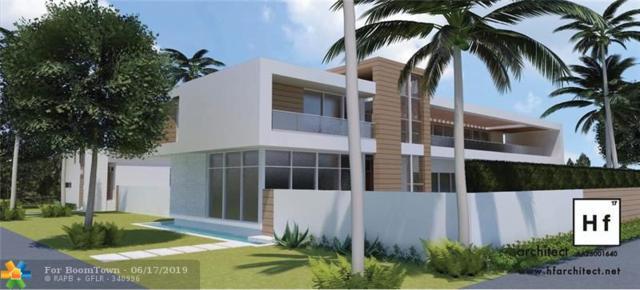 954 Jefferson St, Hollywood, FL 33019 (MLS #F10179042) :: Green Realty Properties