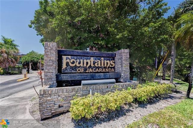 141 SW 96th Ter #205, Plantation, FL 33324 (MLS #F10179140) :: Green Realty Properties
