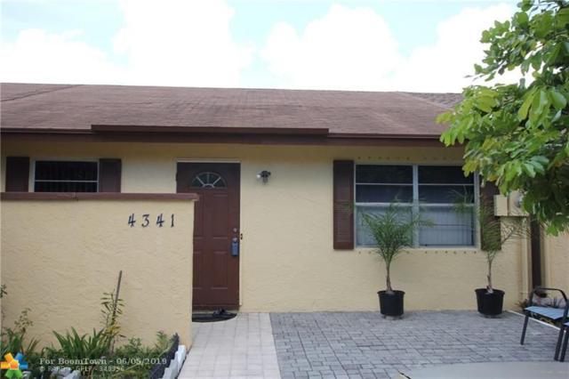 4341 NW 6th Ave, Pompano Beach, FL 33064 (MLS #F10179265) :: EWM Realty International