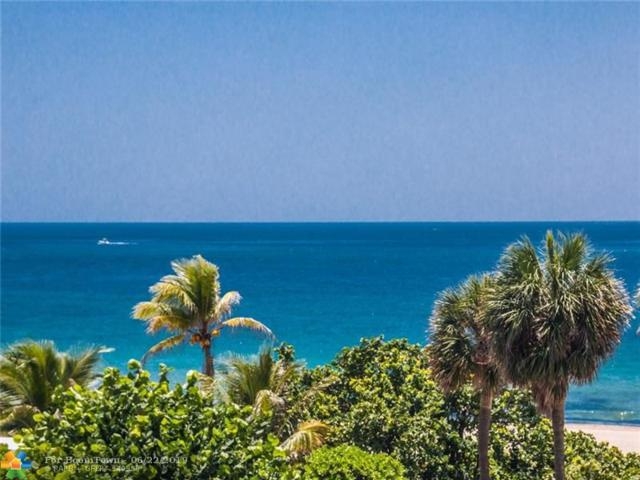 1000 S Ocean Blvd 4M, Pompano Beach, FL 33062 (MLS #F10179277) :: Patty Accorto Team