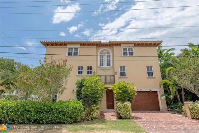 1120 NE 4th St #1120, Fort Lauderdale, FL 33301 (MLS #F10179300) :: Green Realty Properties