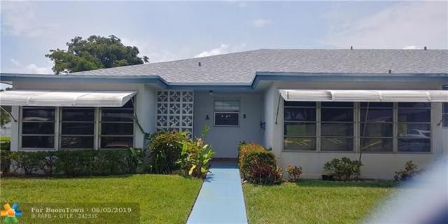 1180 S Drive Circle A, Delray Beach, FL 33445 (MLS #F10179328) :: EWM Realty International