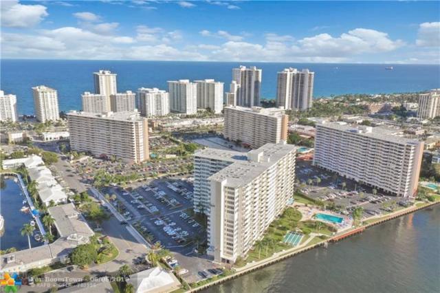 3233 NE 34th St #907, Fort Lauderdale, FL 33308 (MLS #F10179483) :: EWM Realty International
