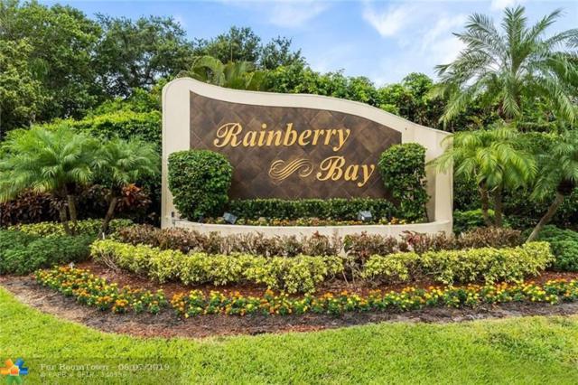 1248 NW 24th Ave, Delray Beach, FL 33445 (MLS #F10179726) :: Berkshire Hathaway HomeServices EWM Realty
