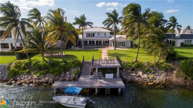 4230 NE 31st Ave, Lighthouse Point, FL 33064 (MLS #F10179733) :: Green Realty Properties