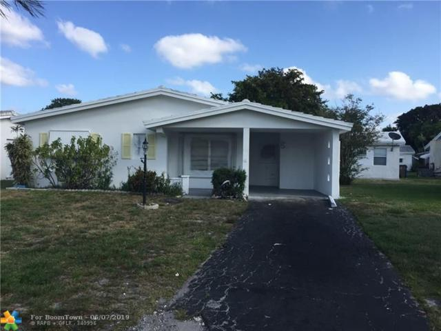 140 NW 42nd Ct #16, Pompano Beach, FL 33064 (MLS #F10179743) :: Green Realty Properties