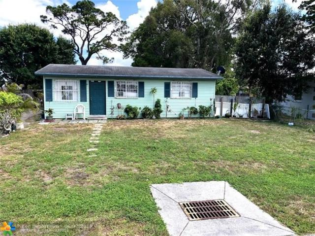 2164 NW 28th St, Oakland Park, FL 33311 (MLS #F10179759) :: Green Realty Properties