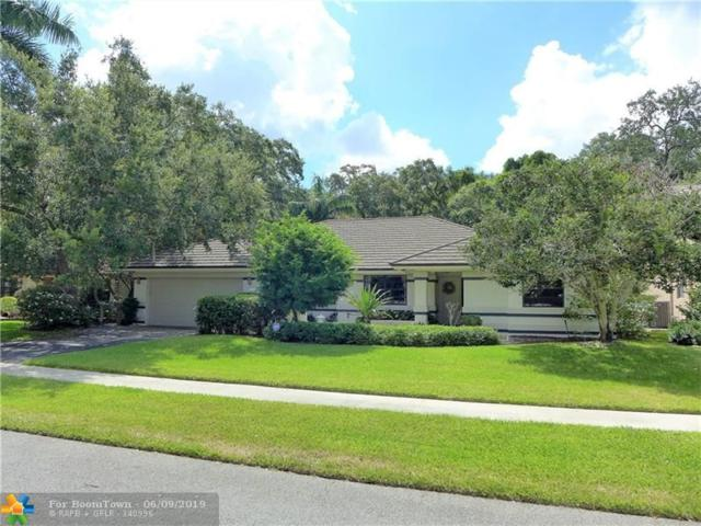 1630 E Oak Knoll Cir, Davie, FL 33324 (MLS #F10179767) :: Green Realty Properties