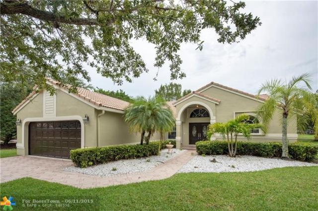601 Lake Blvd, Weston, FL 33326 (MLS #F10179779) :: Green Realty Properties