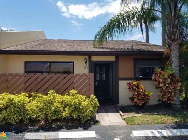 733 Banks Rd. #202, Margate, FL 33063 (MLS #F10179788) :: Green Realty Properties