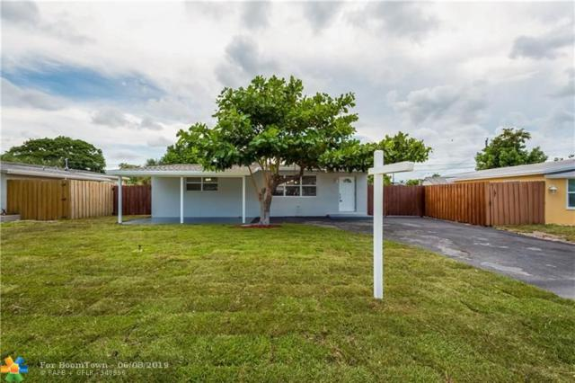 5691 NE 7th Ter, Oakland Park, FL 33334 (MLS #F10179811) :: Green Realty Properties