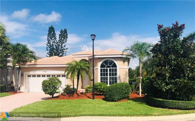 7685 NW 71st Ter, Parkland, FL 33067 (MLS #F10179908) :: Miami Villa Group