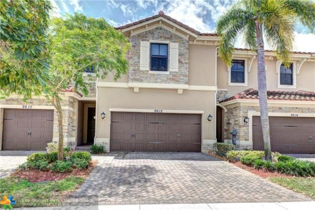 9612 Town Parc Cir N, Parkland, FL 33076 (MLS #F10179911) :: Berkshire Hathaway HomeServices EWM Realty