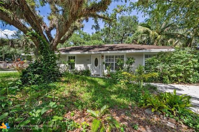 1600 SW 20th Ave, Fort Lauderdale, FL 33312 (MLS #F10179992) :: Green Realty Properties