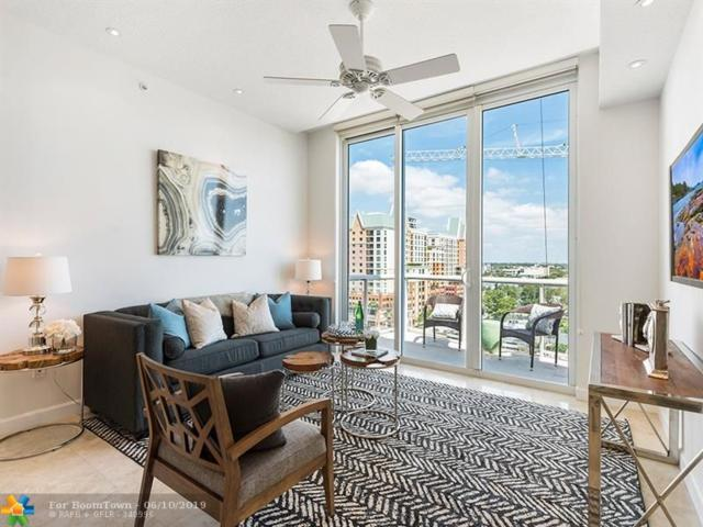 111 SE 8th Ave #1003, Fort Lauderdale, FL 33301 (MLS #F10180031) :: The Edge Group at Keller Williams