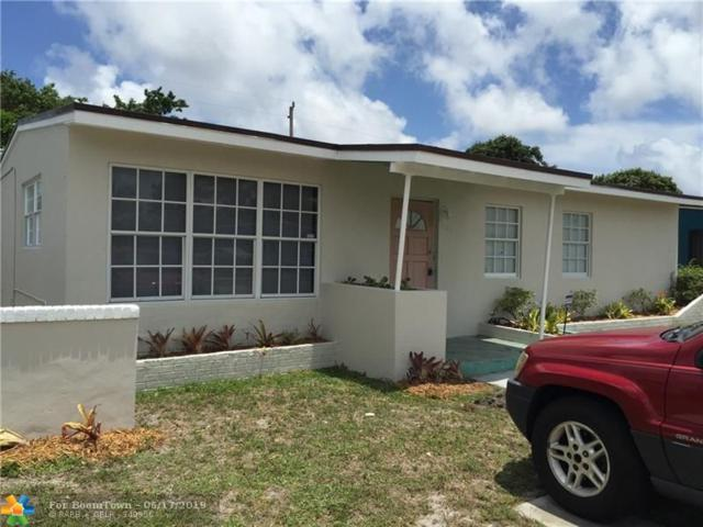 1162 NW 9th Ter, Fort Lauderdale, FL 33311 (MLS #F10180110) :: GK Realty Group LLC