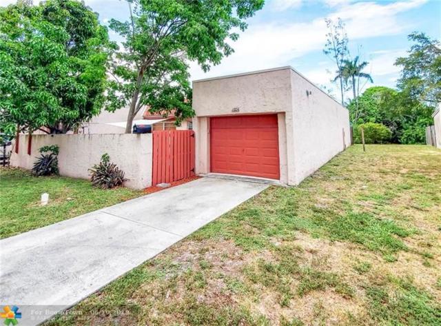 1604 NW 56th Ave, Lauderhill, FL 33313 (MLS #F10180111) :: Green Realty Properties