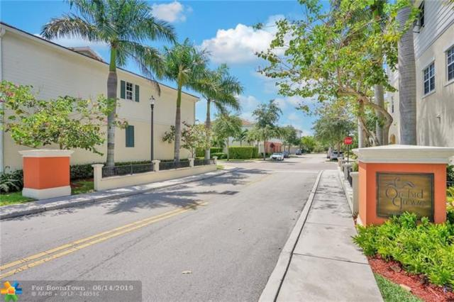 708 SW 2nd Ave #708, Pompano Beach, FL 33060 (MLS #F10180148) :: Green Realty Properties