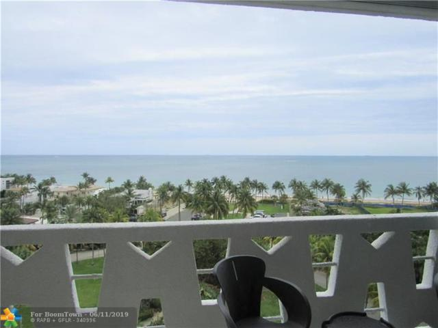 2840 N Ocean #908, Fort Lauderdale, FL 33308 (MLS #F10180161) :: The Edge Group at Keller Williams